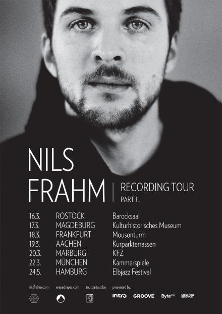 Nils Frahm Tour